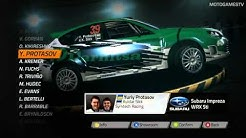 WRC 4 - All Teams and Cars