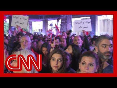 Lebanon's business leaders declare tax strike