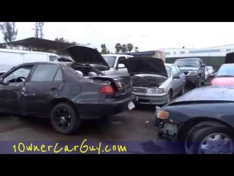 Auto Parts Buy Car Part Parting out Lot Walkaround Cars Trucks For Sale Classics Video Review