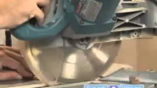 1.cutting Window & Door Casings With A Miter Saw