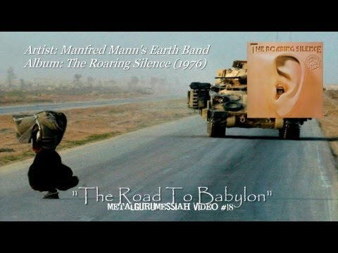 Manfred Mann's Earth Band - The Road To Babylon (1976) (Remaster) [720p HD] ~MetalGuruMessiah~