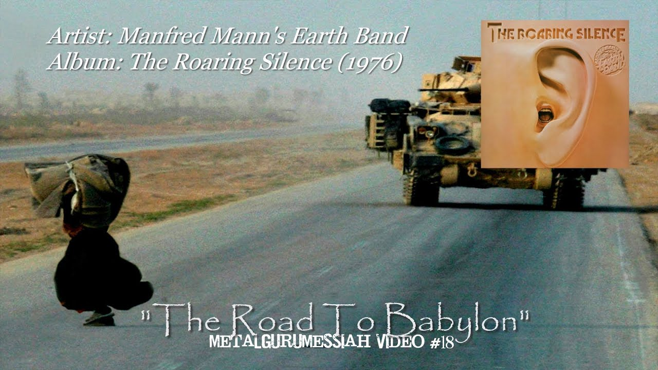 Manfred Manns Earth Band - The Road To Babylon (1976