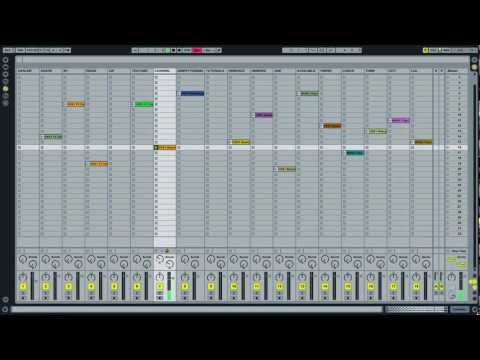 Harlem Shake in Ableton Live [NEW!] by Alex [Ridge] Babich