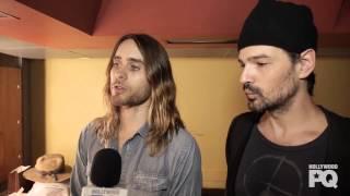 Обложка Entrevue Avec Thirty Seconds To Mars