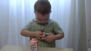 Пушистики Котята Sweet Box открываем сюрпризы