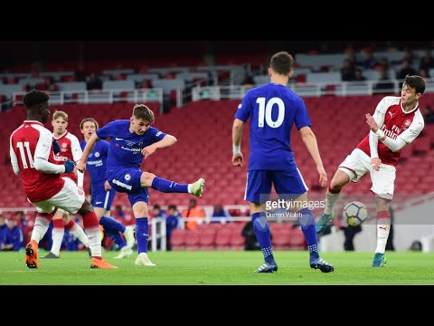 Billy Gilmour Amazing Goal Vs Arsenal (HD)
