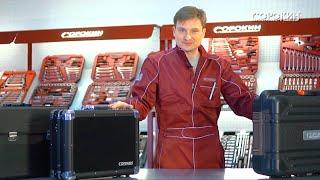 ОБЗОР: набор ручного инструмента серия Multibox ТД СОРОКИН®