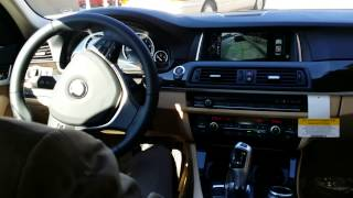 BMW Parking Assistant - demonstration