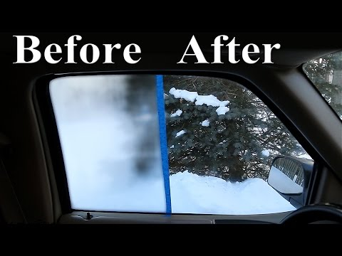 Thumbnail: How to Stop Car Windows from Steaming Up