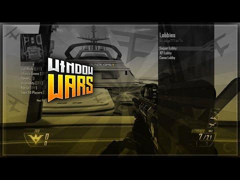 Black Ops 2 Window Wars + Jiggy v4 Mod Menu Download Link