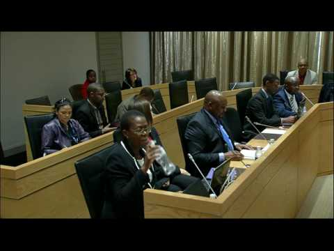 National Treasury briefing Standing Committee on Appropriations