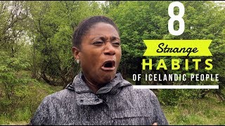 8 Strange Habits of Icelandic People