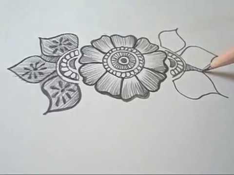 Bajuband Mehndi Design 2   Armlets mehndi designs   ??????? ?????? ??????