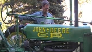 John Deere BN 1935