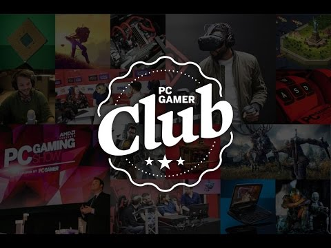 Introducing the PC Gamer Club