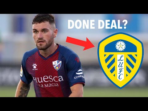 Javi Galan CLOSE To Signing For Leeds United?!   Alioski New Contract! - Leeds United News!