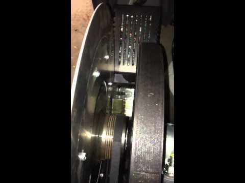 Precor Elliptical EFX 5.23 Grinding Noise Problem (1 Of 2)