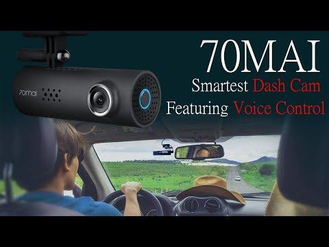 70MAI Dash Cam - AI Powered Voice Control Smartest Dash Cam