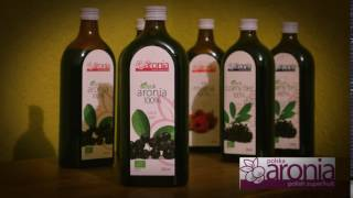 Polska Aronia sok z aronii