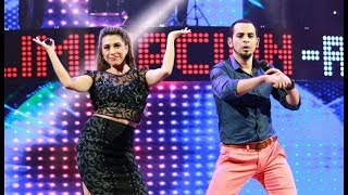 Disfruta del baile de Grisel Quiroga y Ronico Cuéllar, la mejor dupla de la Red Unitel