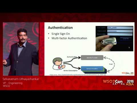 WSO2Con Asia 2016 - Reinforcing Your Enterprise With Security Architectures