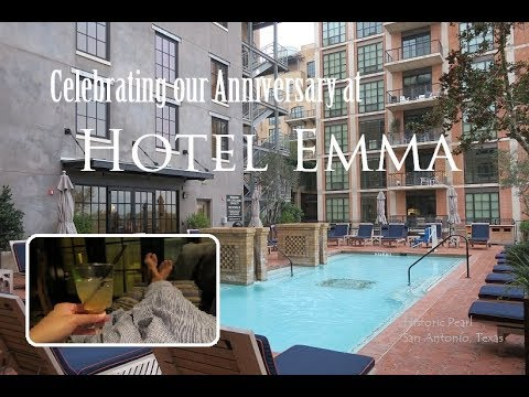 Hotel Emma: The Most Beautiful Hotel In San Antonio