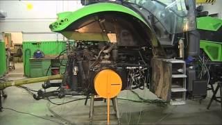 Deutz Fahr - Traktoren Made in Germany