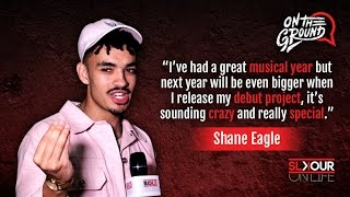 We caught up with shane eagle for a quick reflection on the year he's had, to talk about what dropping in 2017 and how his lyrical capabilities came out...