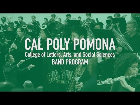 Cal Poly Pomona University Bands