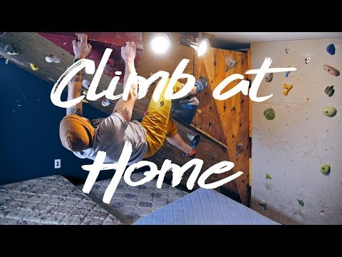 Pulling Plastic – Home Climbing Gym Documentary