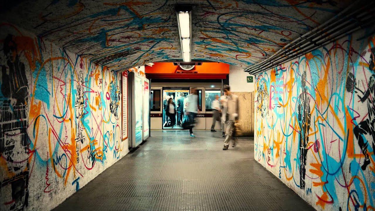 Street art a roma cambia prospettiva la strada il tuo for Interno 5 b b roma