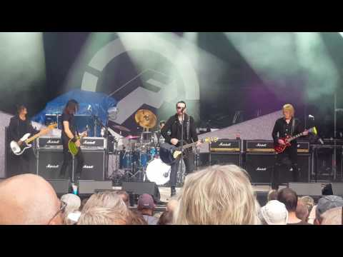 Black Star Riders 'Cold War Love '  Live in Leipzig  30/05 /2017