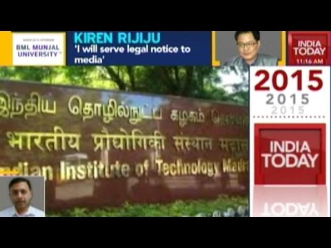 IIT-Madras Bans Student Group For Criticizing PM Modi & Govt Policies