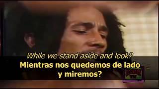 Redemption song - Bob Marley (LYRICS/LETRA) (Reggae acoustic).mp3