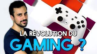 GOOGLE STADIA, la révolution du Gaming Moderne ?