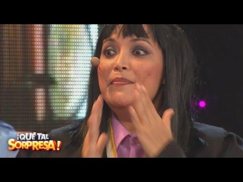 Mariella Zanetti y la sorpresa que la emocionó hasta las lágrimas