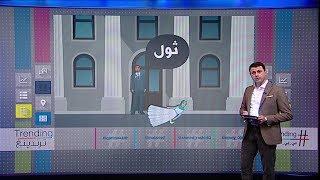 قصة أسرع  حالة طلاق في تاريخ #الكويت   #بي_بي_سي_ترندينغ