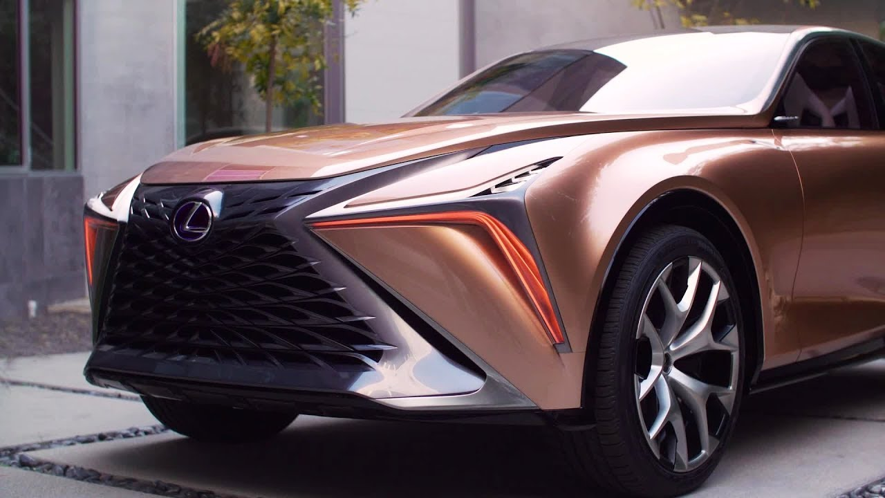 lexus lf-1 limitless 2020 - excellent suv! - youtube