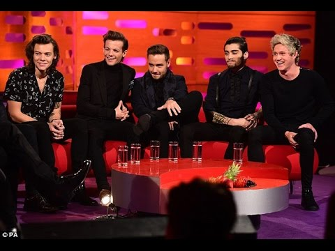 One Direction en The Graham Norton Show //...