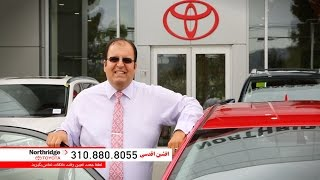 Afshin Aghdasy at Northridge Toyota -  - by JODARI Studio