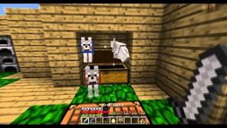פרק שני - בית עץ! - DorelT'Games - Let's play Minecraft