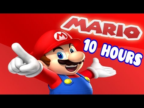 Super Mario Bros Song 10 Hours