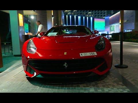 CRAZY SUPER CARS OF DUBAI