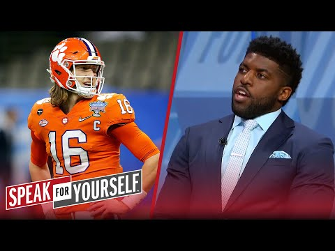 Wiley & Acho on Trevor Lawrence's response to critics about his drive   NFL   SPEAK FOR YOURSELF