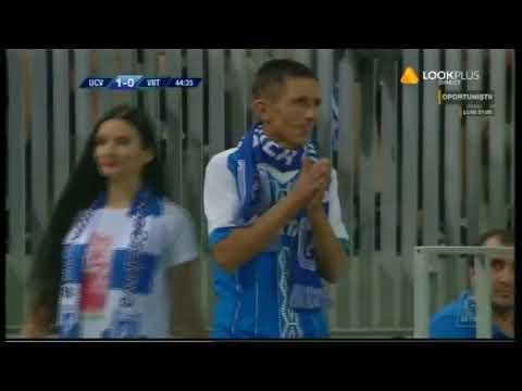Rezumat: U Craiova -  Viitorul 2-0 (1-0)