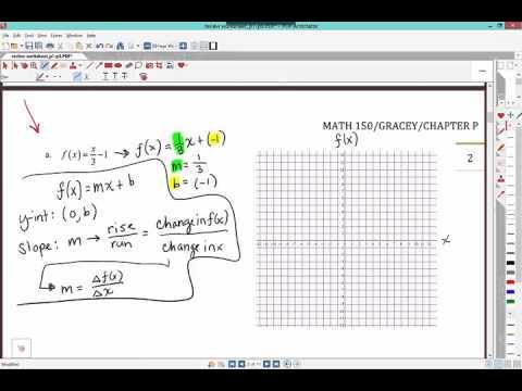 Preparation for Calculus