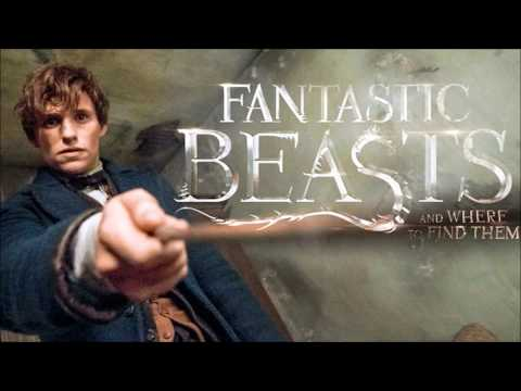 Soundtrack Fantastic Beast And Where To Find Them (Best Of) - Musique film Les Animaux fantastiques