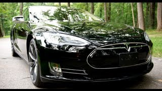 Tesla Model S P85 - Test Drive - The Best Car Ever Made?
