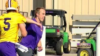 LSU Football New Energy And Offense