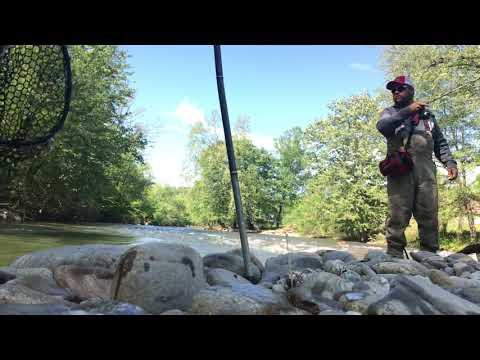 Trout Fishing Cherokee NC